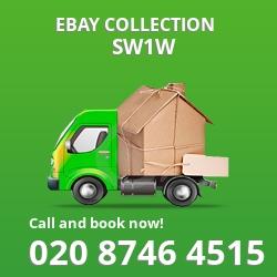 Belgravia  eBay courier
