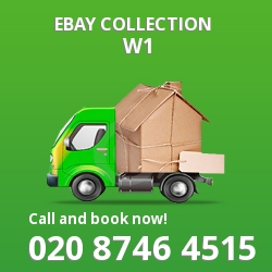 West End eBay courier
