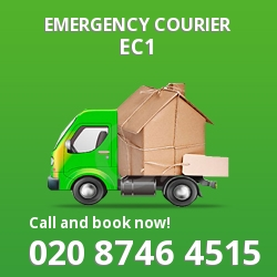 EC1 cheap delivery service