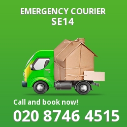 SE14 cheap delivery service