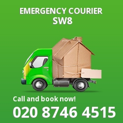 SW8 cheap delivery service