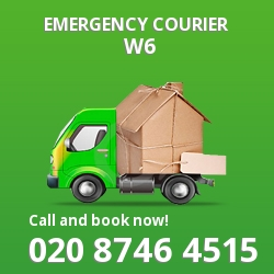 W6 cheap delivery service