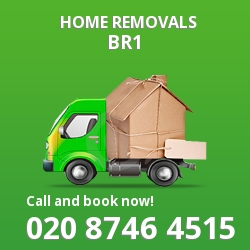 Bickley moving houses BR1