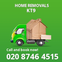Hook moving houses KT9