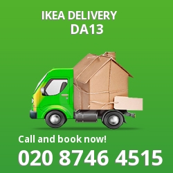 ikea service Meopham Station