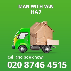 HA7 man with van