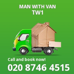 TW1 man with van