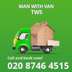 TW5 man with van