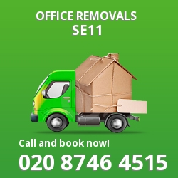 Lambeth office removal