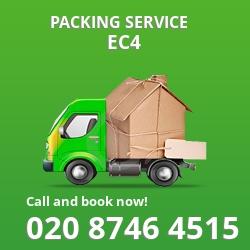 full packing service Fleet Street