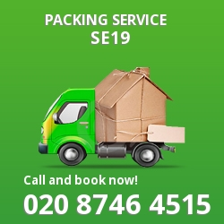 full packing service Upper Norwood