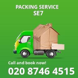 full packing service Charlton