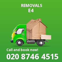 Highams Park removal