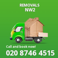 Childs Hill removal
