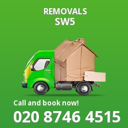 South Kensington removal