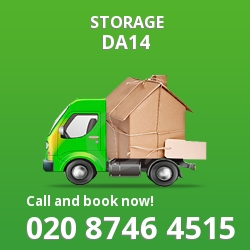 storage DA14