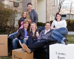 Bickley apartment movers