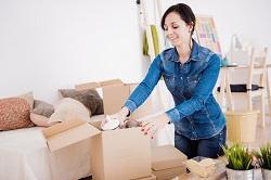 moving supplies Custom House