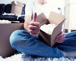 moving supplies Lisson Grove