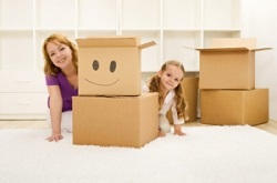 Belsize Park apartment movers