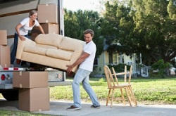 home removals SE14