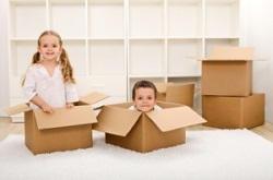 moving supplies Cudham