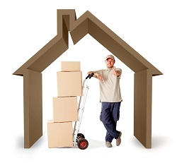 removal service Cubitt Town