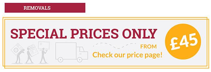 Affordable Removals Services in Berrylands