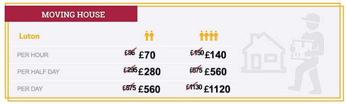 Get Amazing Deals on Man with Van across E15